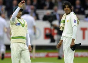 spot fixing match fixing Salman Butt Mohammad Amir and Mohammad Asif ...