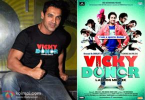 Bollywood vicky donor