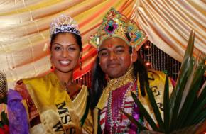 Face of sangam auckland crowned