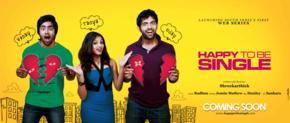Happy to be single concept new chennai web series