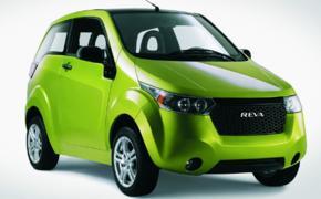 car indian Reva electric cars christchurch