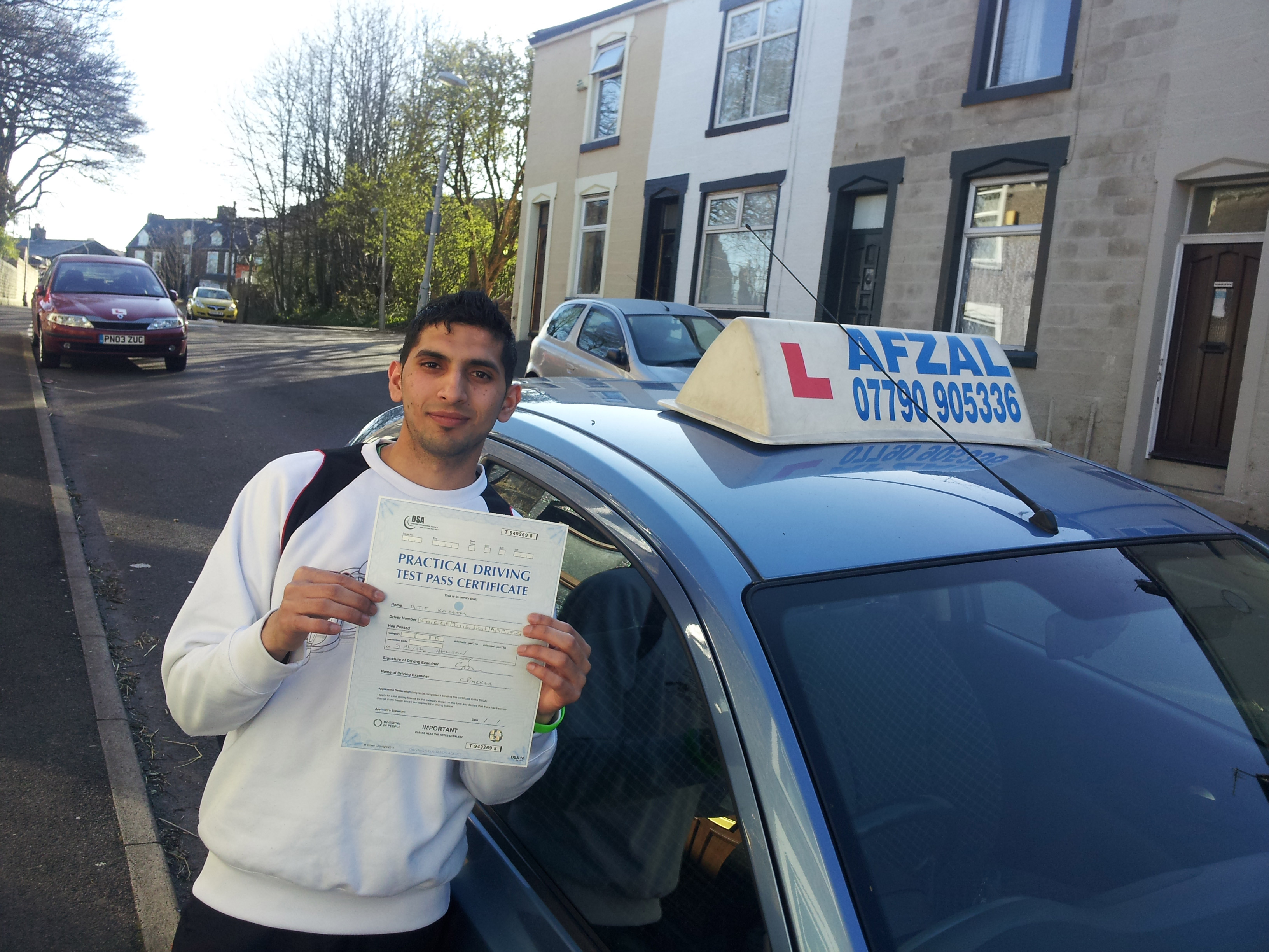Afzal School of Motoring