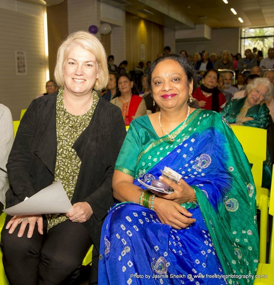 ae82c864848 Nilima Venkat is a well-known name in the community support sector of South  Asian communities. She is the General Manager at Shanti Niwas Charitable  Trust